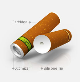 What is rechargeable electronic cigarette